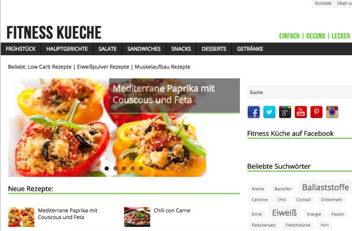 Fitness-Kueche.de