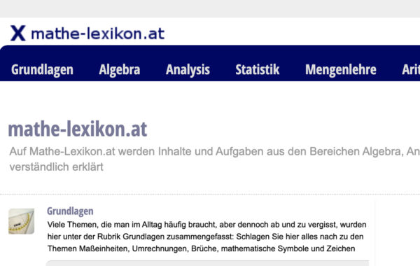 Mathe-lexikon.at