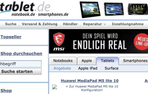 Tablet.de